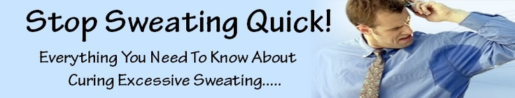 info for open house : PE station:  stop sweating quick - Body Odor Remedies