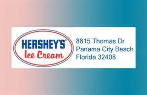 ~Hershey's Ice Cream~ *Panama City Beach..FL*