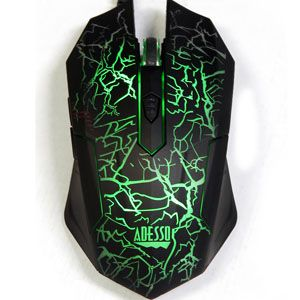 iMouse G3 Illuminated Gaming Mouse para PC y MAC - http://www.entuespacio.com/imouse-g3-illuminated-gaming-mouse-para-pc-y-mac/