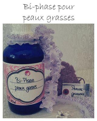 Bi-phase pour peaux grasses! #recette #cosmétiquemaison #cosmétique #homemade #diy #beauté #naturelle #biphase #démaquillant #peauxgrasses #jojoba #huile #végétale #hydrolat