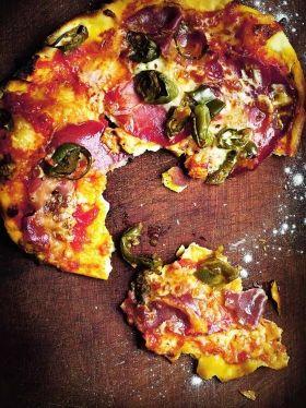 pizzetta | savour | Pinterest | Pork, Recipes and Food