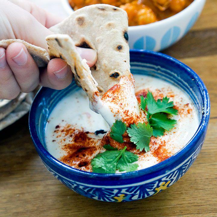 Her finner du oppskrift på chapati – et hverdagsbrød som er Indias svar på poteten. Du trenger kun tre ingredienser, og det er klart på under halvtimen!