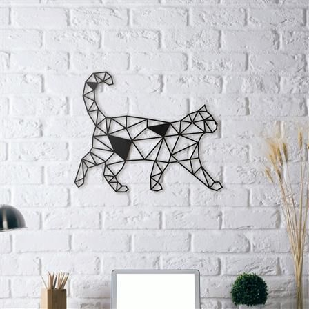 cat metal wall sculpture - Metal Wall Designs