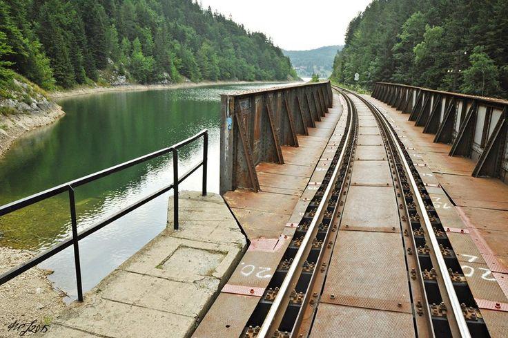Most cez Hnilec.