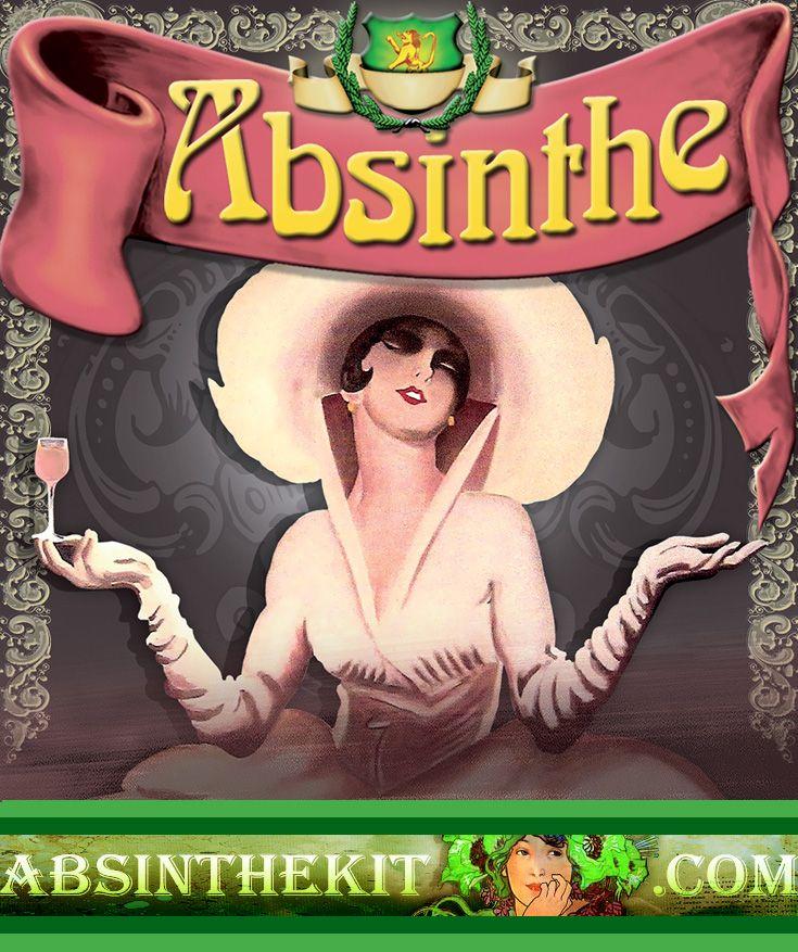 Absinthe Pink