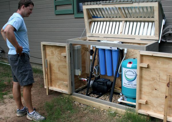 Best 25 home water filtration ideas on pinterest for Home rainwater collection