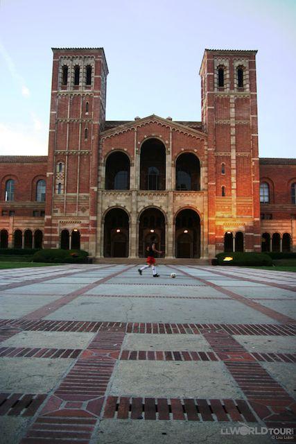 Royce Hall, University of California, Los Angeles, California