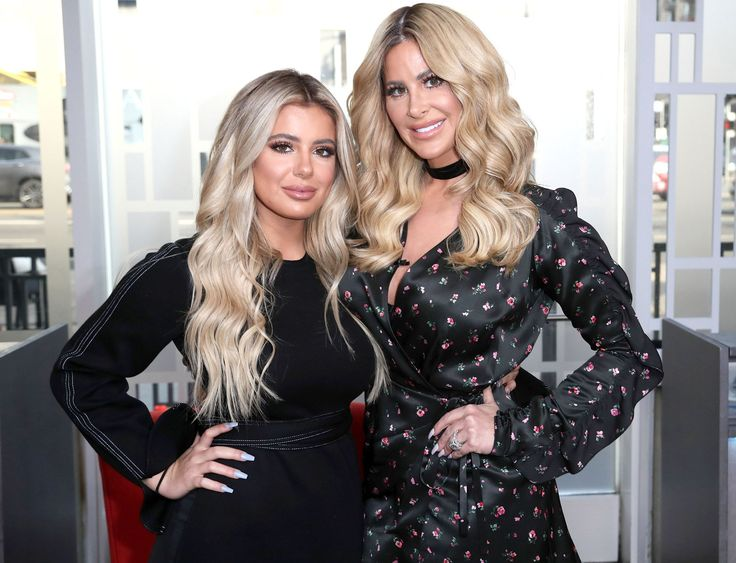 """Kim Zolciak Claps Back At Miss Lawrence For Plastic Surgery Claims: """"Don't Act Like You Know Me"""" #BrielleBiermann, #KimZolciak, #MissLawrence, #RealHousewives, #Rhoa celebrityinsider.org #Entertainment #celebrityinsider #celebritynews #celebrities #celebrity"""