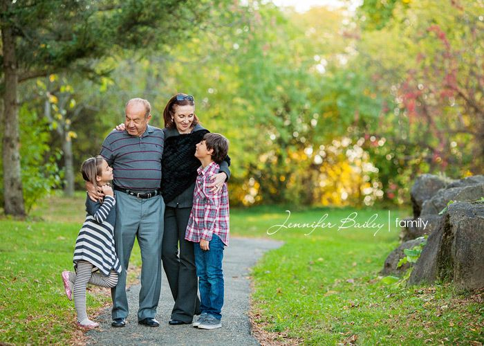 Grandparents ~ Jennifer Bailey Photography Ottawa