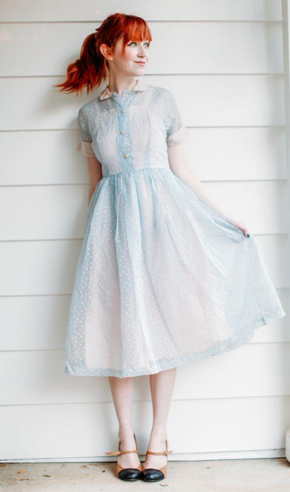 161 besten vintage outfits bilder auf pinterest. Black Bedroom Furniture Sets. Home Design Ideas