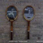 Cómo reutilizar una raqueta de tenis y convertirla en un portaretratos. Reusing a Tennis Racket