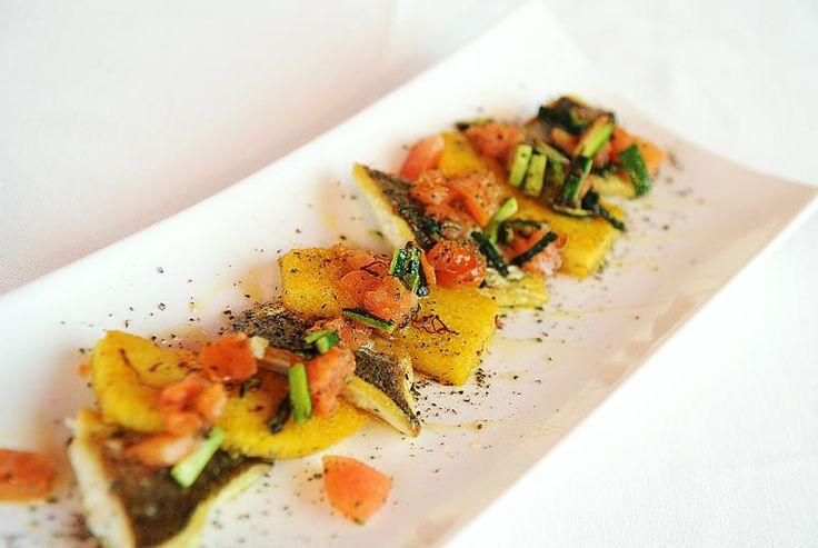 Rezept Felchen mit knusprigen Polenta - Essen & Flavours - Giornale di Brescia