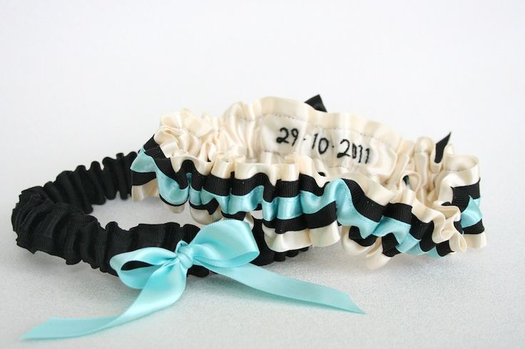 1406 Best Custom Wedding Garters Images On Pinterest