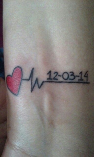 Image result for Dad Tattoo Designs for wrist