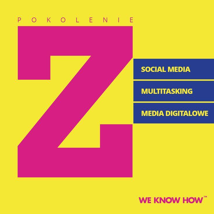 Chcąc dotrzeć do pokolenia Z, trzeba zainwestować w social media, być multitaskingowym oraz zaprzyjaźnić się z mediami digitalowymi.