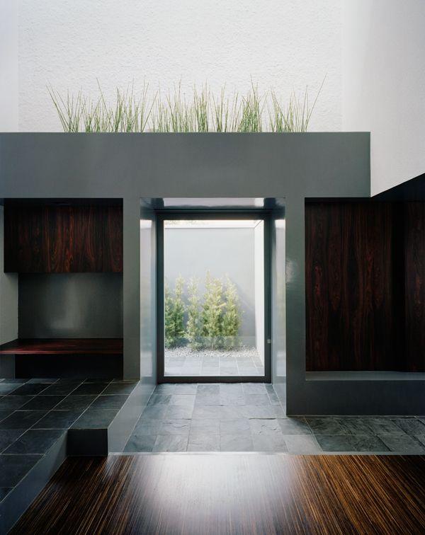 Moderne häuser innen und außen  Die 58 besten Bilder zu Architecture auf Pinterest | Haus ...