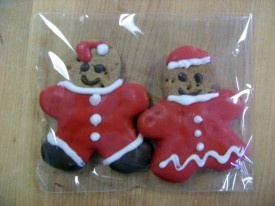 Mr and Mrs Claud Dog Biscuits