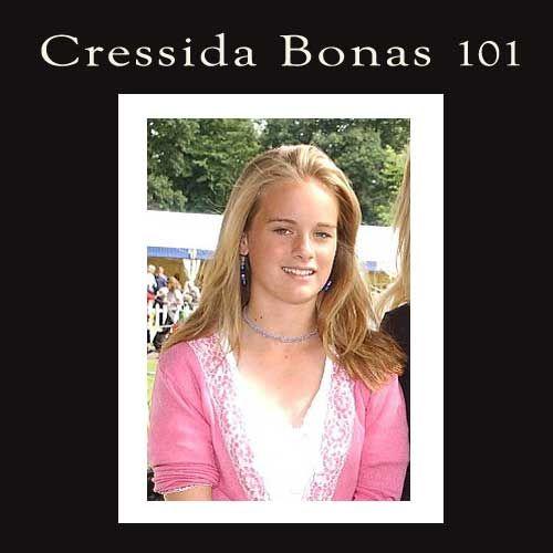 Cressida Bonas Profile