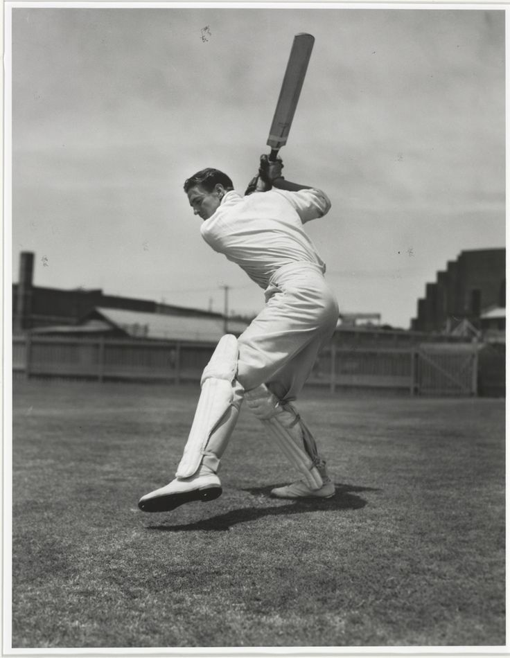 Stock photograph of cricketer Keith Miller, 1950, by photographer Max Dupain. Mitchell Library, State Library of New South Wales http://www.acmssearch.sl.nsw.gov.au/search/itemDetailPaged.cgi?itemID=153591