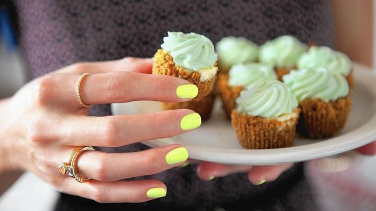 Orly's Sugar High collection, Key Lime Twist