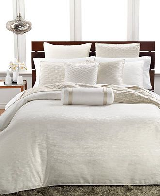 Hotel Collection Woven Texture Bedding Collection - Bedding Collections - Bed & Bath - Macy's