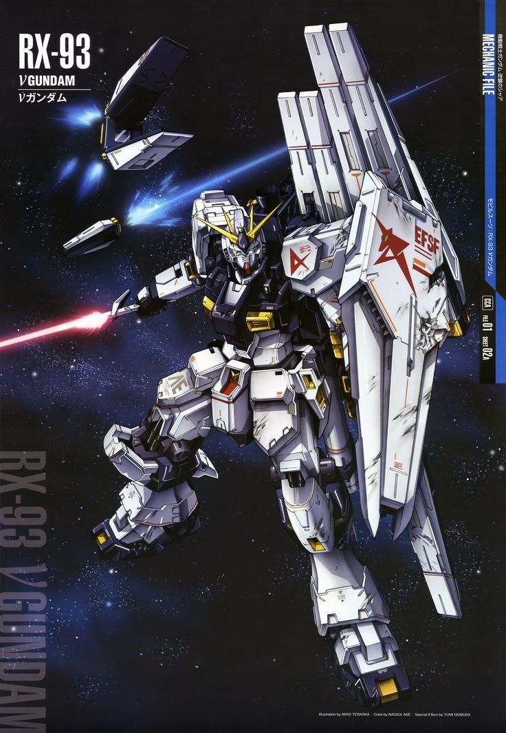 GUNDAM GUY: Mobile Suit Gundam Mechanic File - Wallpaper Size Images [Part 4]
