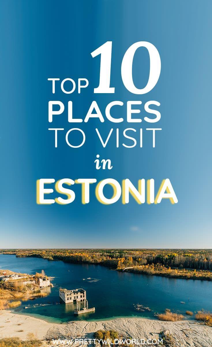 #ESTONIA #EUROPE #TRAVEL | Places to visit in Estonia | Estonia travel | Estonia holidays | What to do in Estonia | What to see in Estonia | Visit Estonia | Trip to Estonia | Holidays in Estonia | Day trip to Estonia | Places to see in Estonia