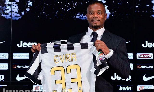 Evra - Juventus