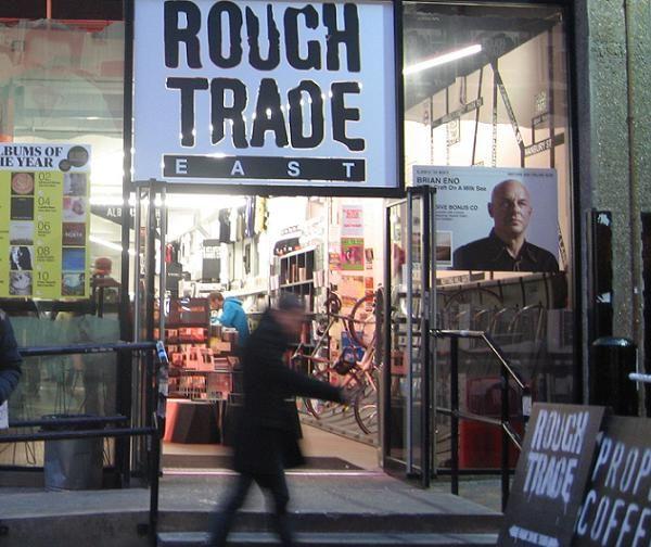 ROUGH TRADE RECORDS & SHOPS