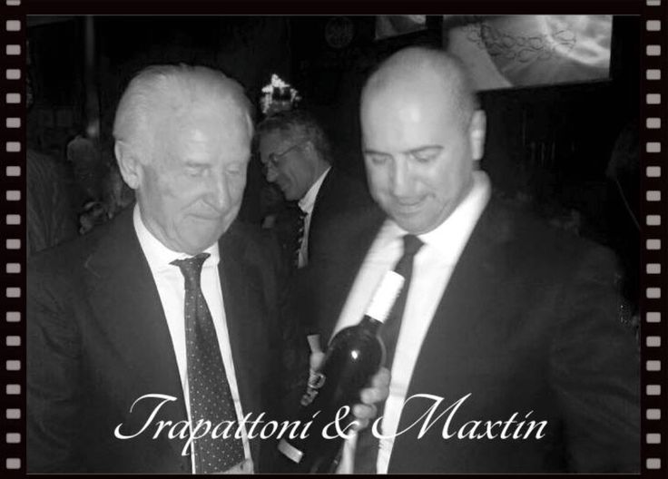 "Maxtin @ Trapattoni & His Maxtin Wine Art ""B"""