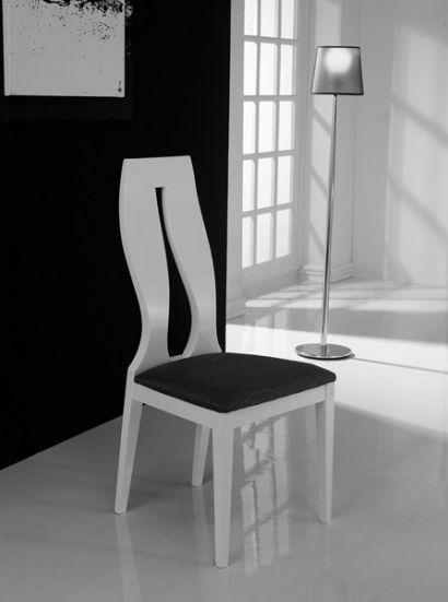 Las 25 mejores ideas sobre sillas modernas en pinterest - Mesas y sillas modernas ...