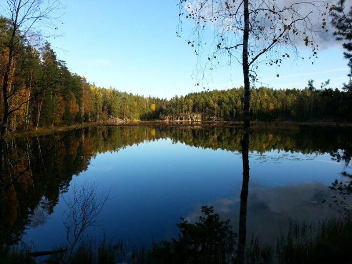 Nuuksion kansallispuisto in Espoo