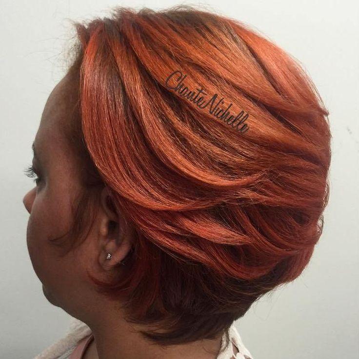 African American Women Short Haircuts