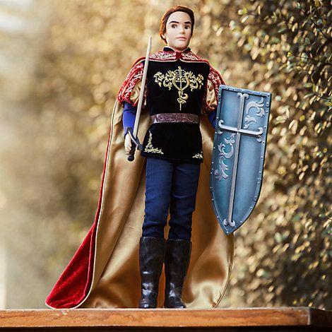 Prinz Phillip - Puppe in limitierter Auflage