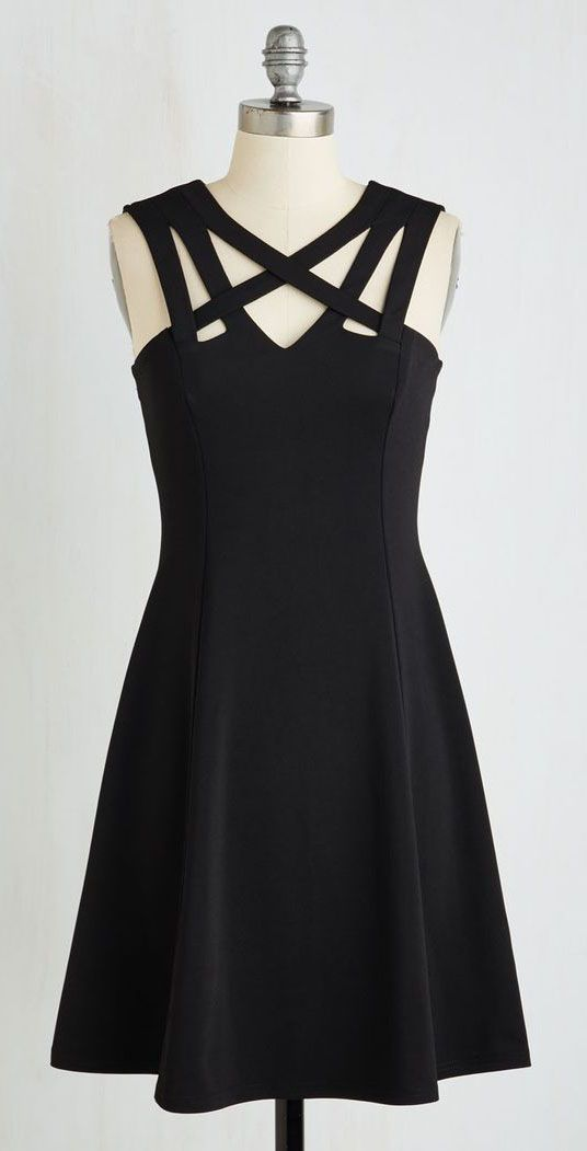 Black dress temptation 6 upholstery