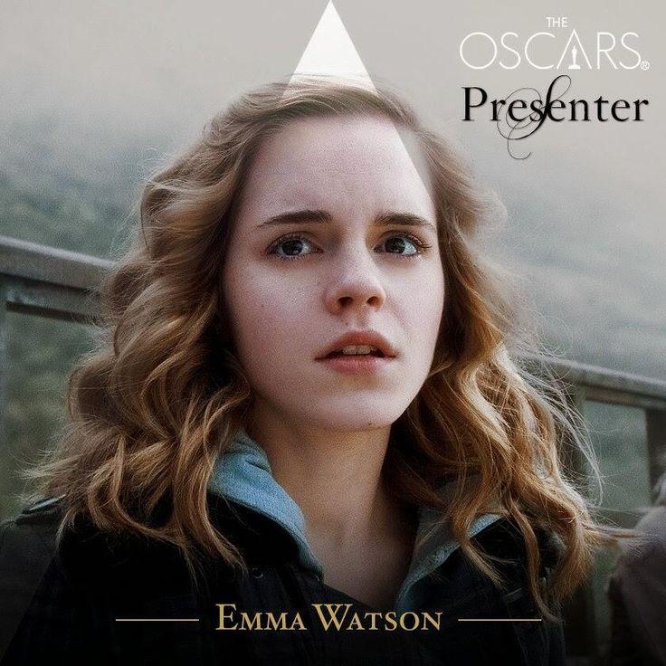 Emma Watson 2014 Oscar Presenter
