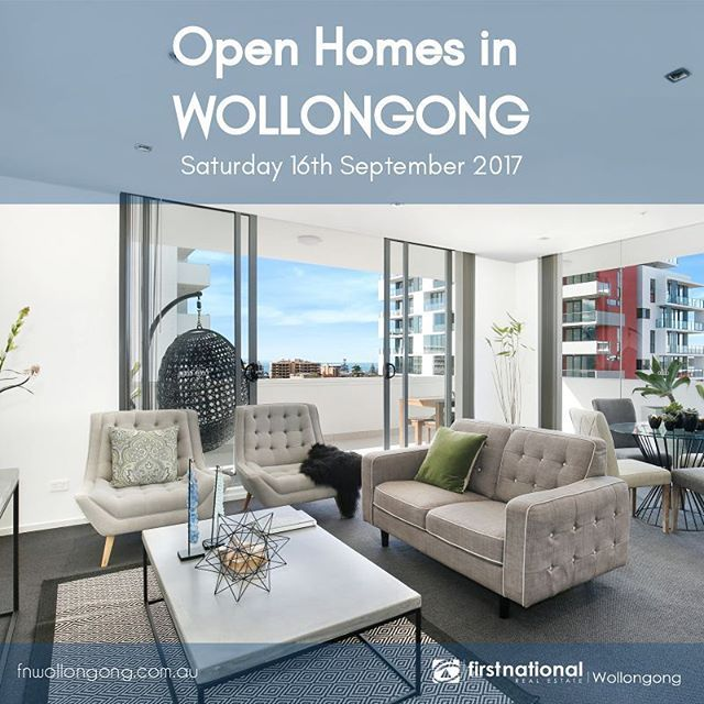 Open Homes in Wollongong  Saturday 16th September 2017  These ready to move into cosy homes are open for viewing tomorrow - Everyone is welcome! 🏚️🏚️  For more info visit: http://ow.ly/dEu730faKpQ   #IllawarraProperties #WeLoveTheGong #househunting #newhome #firstnationalwollongong