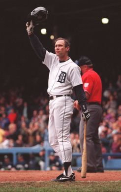 Alan Trammell Was Detroit Tigers Heartbeat For 20 Years