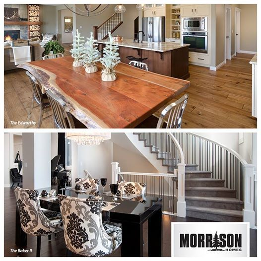 You've almost made it to Friday and who doesn't love entertaining - or being entertained! Would you rather be serving up a family style meal in our farmhouse chic dining room or hosting a fancy diner party in our more formal setting?  This or That?