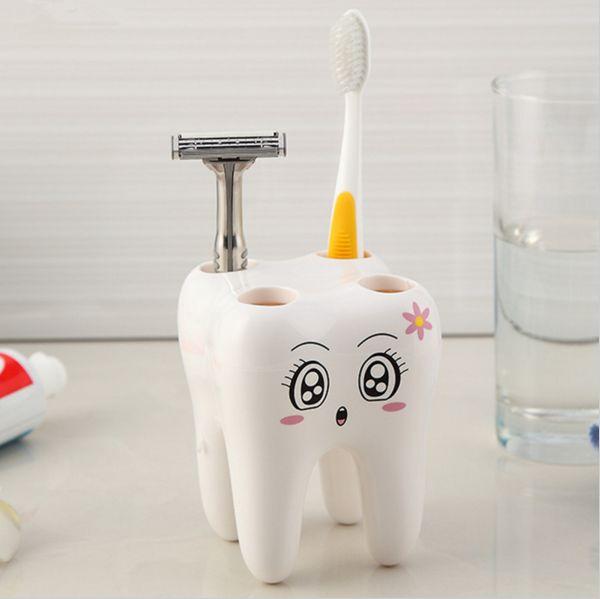 K-waii - Porta Cepillos Happy Tooth http://www.regalitolindo.cl/product/136327/porta-cepillos-happy-tooth