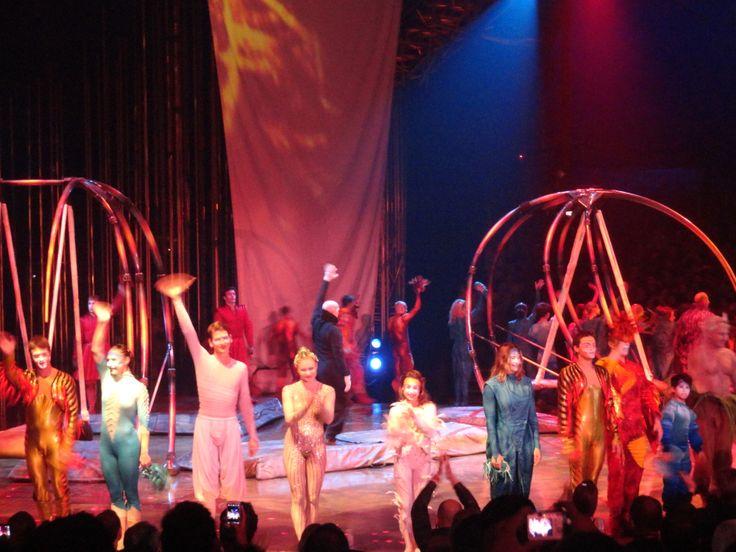 Cirque du soleil  - Bogotá