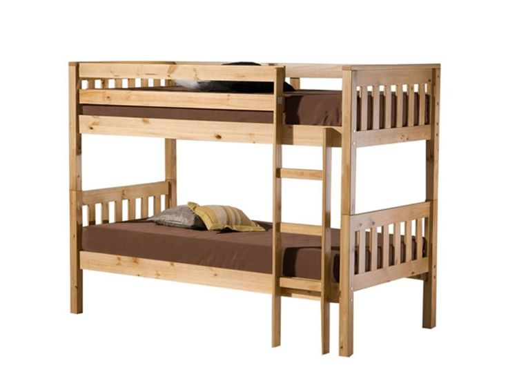 Seattle Pine Bunk Bed