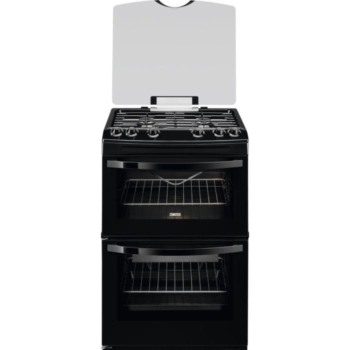 Kuchnia Gazowa Zanussi Zcg63tc0ba Dwa Piekarniki 7838772427 Oficjalne Archiwum Allegro Gas Cooker Gas Oven Dual Fuel Cooker