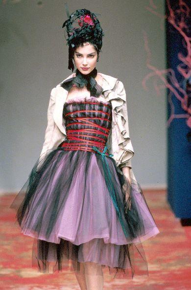 Christian Lacroix: Haute Couture Printemps 1999