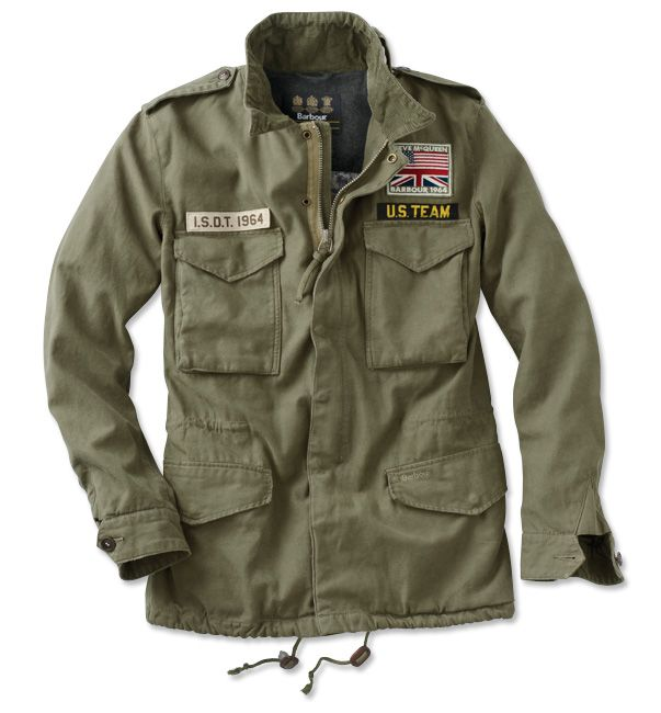Just Found This Steve Mcqueen Military Fatigue Jacket