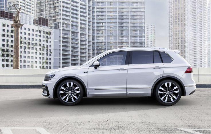 2017 Volkswagen Tiguan: This Is It