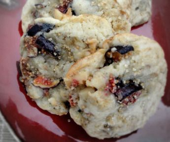 Italian Fig Cookies | An Easy Drop Cookie Recipe- another recipe. A little different but easier and more traditional.
