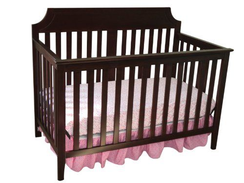 Contemporary Summer Infant Highlands Convertible 4 in 1 Crib Mocha In 2019 - Latest Best Baby Cribs New Design