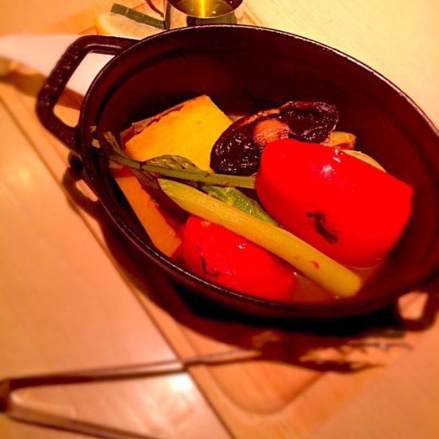 #ヘルシー♡ - 146件のもぐもぐ - 蒸し野菜❤️with オリーブオイル by さやか❤️
