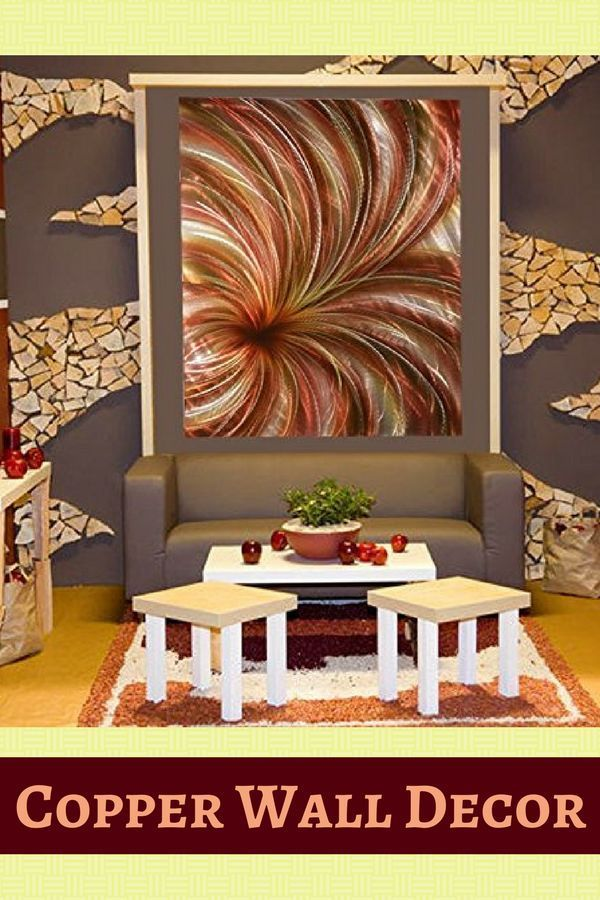 Rustic Bold And Popular Copper Wall Art Metal Wall Decorations Copper Wall Art Wall Decor Copper Wall Decor